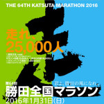 【攻略】勝田全国マラソン