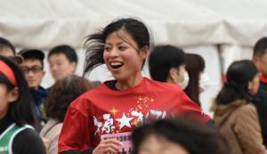 小林祐梨子さんがゲストランナーとして参加