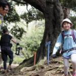 親子で学ぶトレイルランニング Family Trail Running 開催