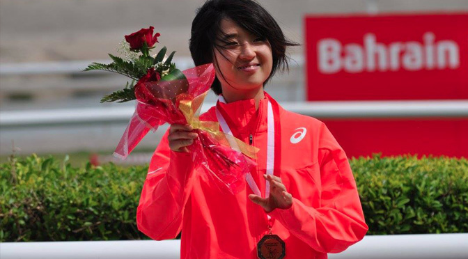 第13回アジアクロスカントリー2016結果速報 向井優香選手(世羅高校)が銅メダル
