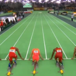 世界室内18日結果 男子60m桐生選手 自己ベスト出すも決勝に進めず
