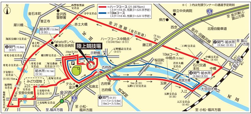 金沢ロードコース