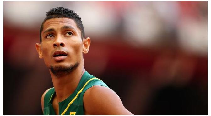 南アフリカのWayde van Niekerk(Wヴァンニーキルク)選手が歴史的快挙
