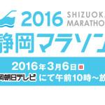 【攻略】静岡マラソン2016 3年連続雨なのか?今年も富士山は見れず?