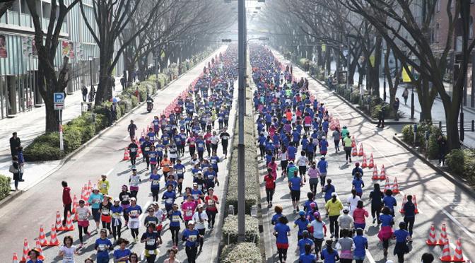 第6回渋谷・表参道Women's Run 2016 大会結果上位