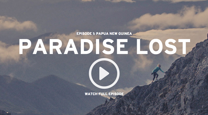 Paradise Lost: Anna Frost