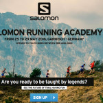 Salomon Running Academy2016募集開始