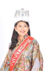 ミス日本グランプリの松野未佳さん