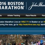 ボストンマラソン2016 上位と日本人派遣選手の結果