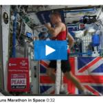 宇宙マラソンで3時間35分21秒 世界記録更新