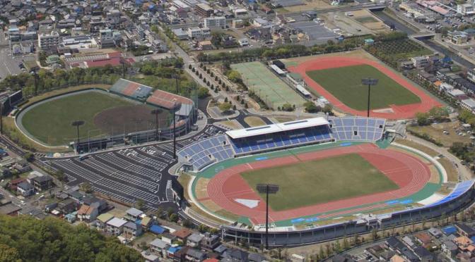日本選抜陸上和歌山大会