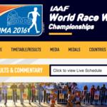 世界競歩チーム選手権2016 シニア20km結果