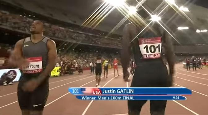 IAAFワールドチャレンジ第4戦北京 主な結果