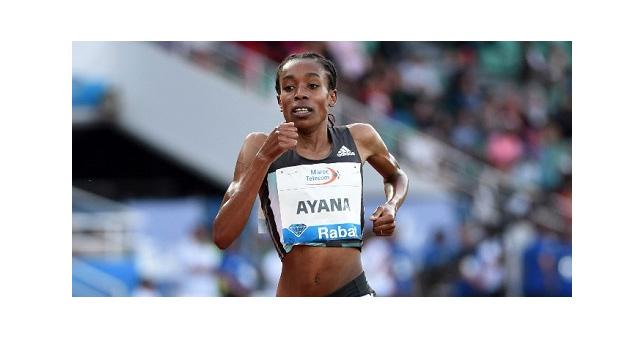 IAAF ダイヤモンドリーグ第5戦ローマ大会結果