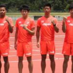 リオ五輪 男子 4×400mR 出場確定について
