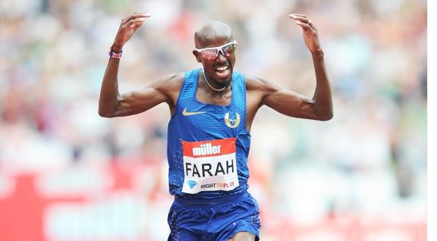 IAAFダイヤモンドリーグ第10戦ロンドン 男子5000はモハメド・ファラ優勝、鎧坂は16位