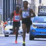 BERLIN-MARATHON(ベルリンマラソン)2016結果  ケネニサ・ベケレが歴代2位の2時間03分03秒で優勝