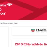 シカゴマラソン2016エリート選手