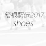 箱根ランナーのシューズ【青学大】