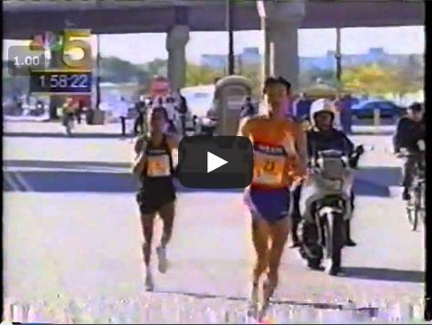【日本記録】マラソン日本記録保持者 高岡寿成の走り