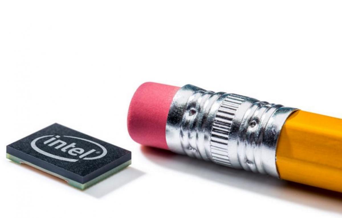 インテルの超小型コンピュータ「Curie(キュリー)」
