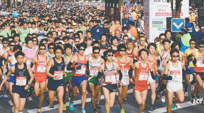 熊日30kは設楽啓太が制す 熊本城マラソン結果