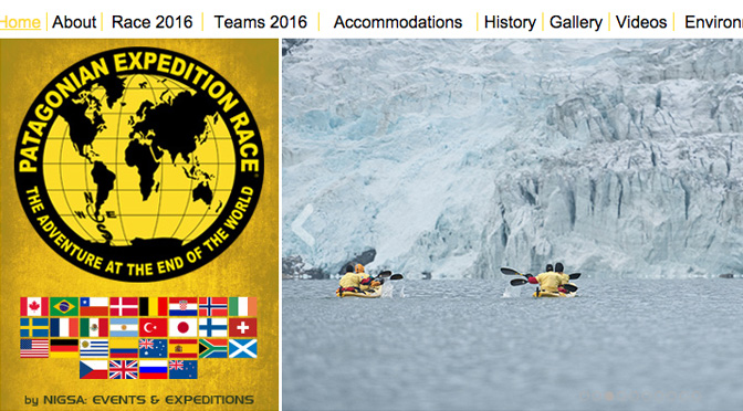 Patagonian Expedition Race 2016 開催中