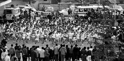 青梅マラソン歴史