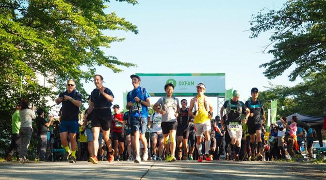 オックスファム・トレイルウォーカー東北 2016 7月開催