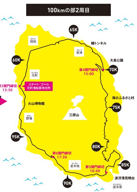 大島100km02