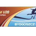 U20世界陸上競技選手権大会 日本代表選手と競技日程