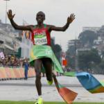 【リオ五輪】マラソン男子結果 日本勢最高位は佐々木選手の16位