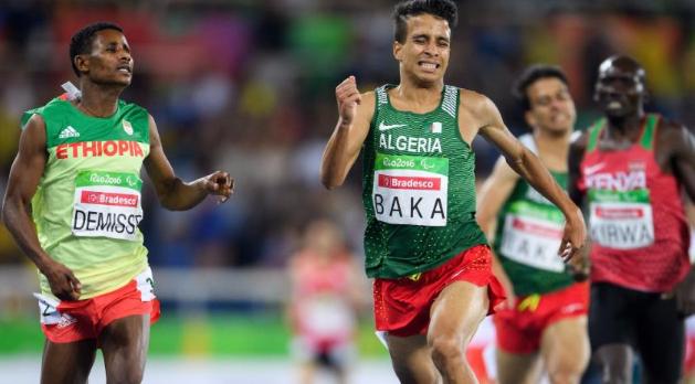 リオパラ男子1500m(視覚障害T12/13)がリオ五輪1500m優勝記録を上回る
