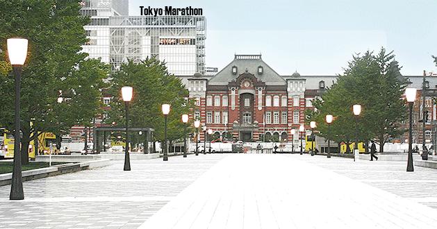 東京マラソン2017 新コース下見/試走レポ【前編】