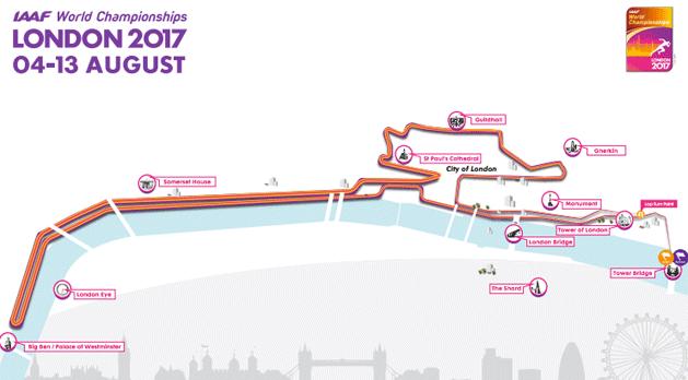 第16回世界陸上競技選手権大会(2017/ロンドン)マラソン日本代表選手発表 まとめ