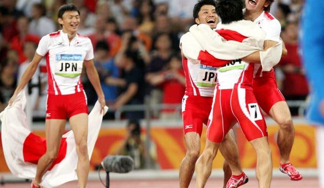 引退する北京五輪銅メダリストの高平慎士選手