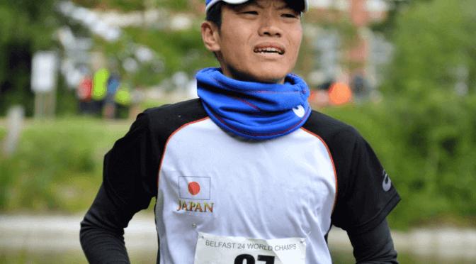 2017年24時間走世界大会で石川佳彦(日亜化学)が優勝 男子団体も1位